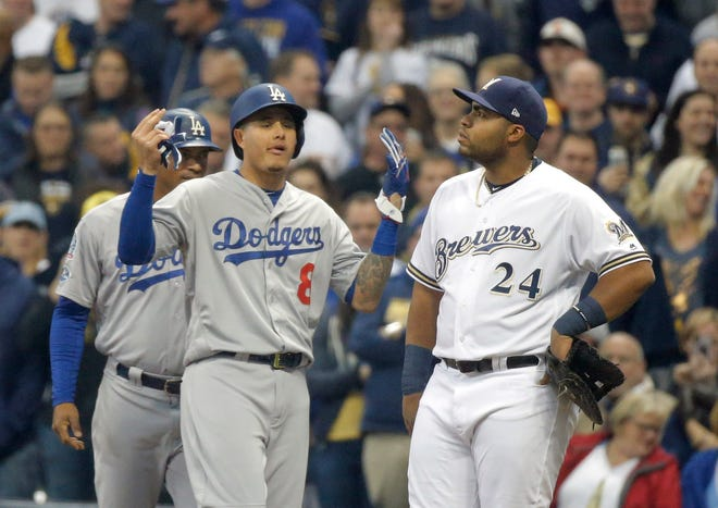 Red Sox pitching coach Dana Levangie said Manny Machado was relaying signs in Game 2.