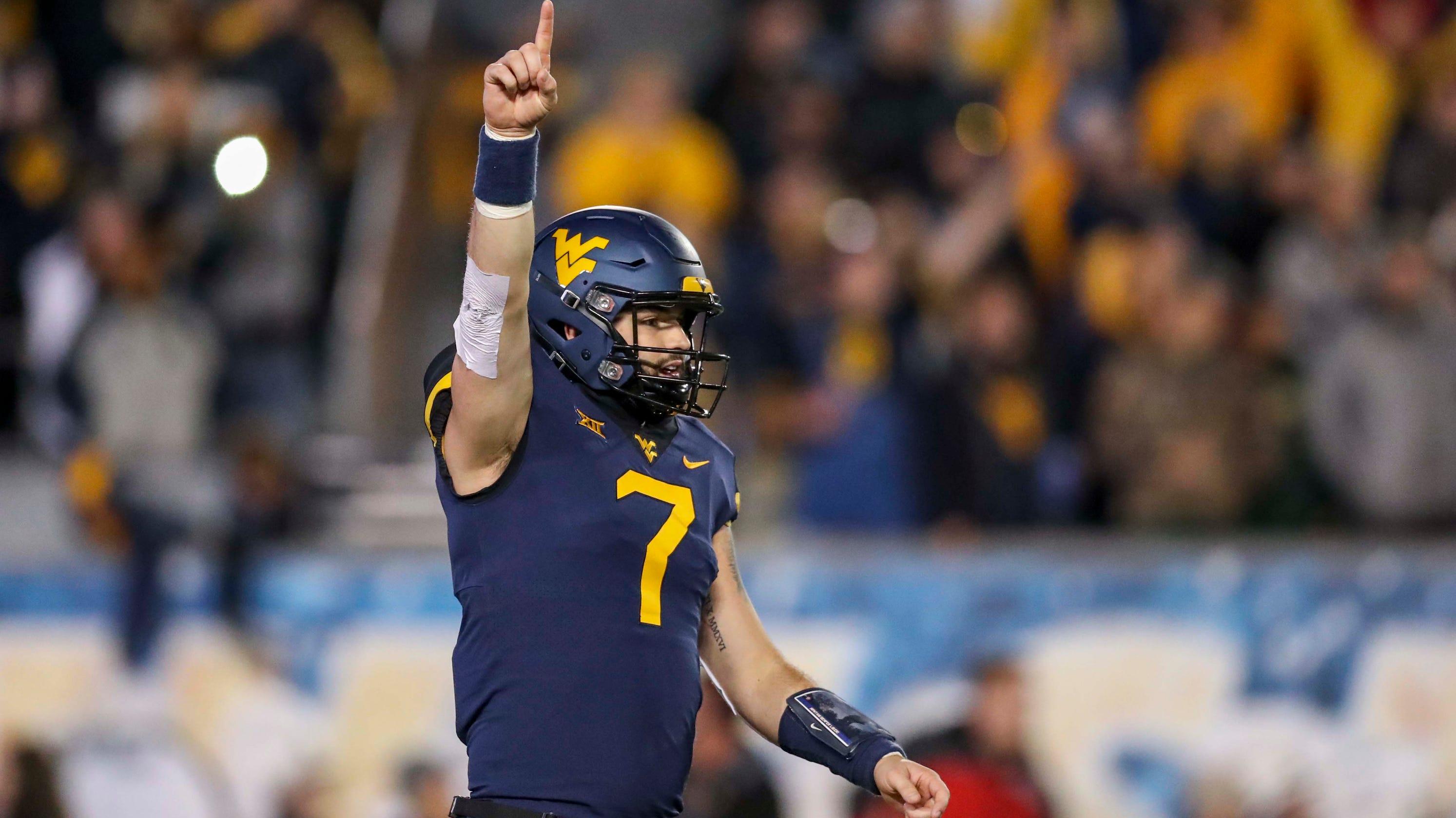 Big 12 football: No  12 West Virginia routs Baylor