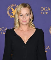 Samantha Mathis visits the directors of the 2018 Guild of America Honors at the DGA Theater on October 18, 2018.