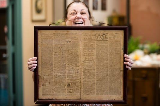 Ap Goodwill 1774 Newspaper A Usa Nj