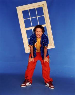"""Shia LaBeouf starred as Louis Stevens in """"Even Stevens"""" from 2000 to 2003."""