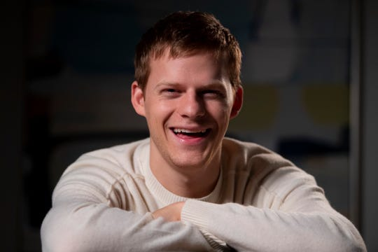 """""""He's a blank canvas,"""" says 'Boy Erased' director Joel Edgerton of his young star Lucas Hedges. """"It's a quality that actors want to have and he definitely has that."""""""