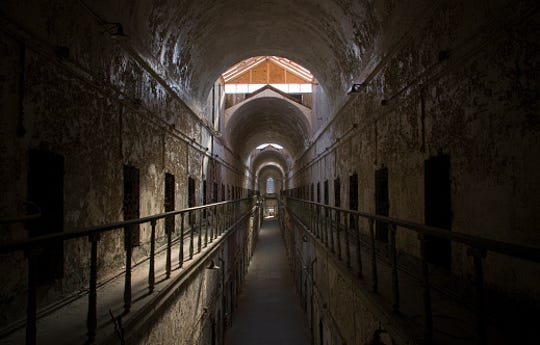 Pennsylvania: Eastern State Penitentiary