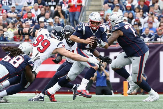 60b87faea8d Who can beat Patriots? Texans among 5 teams we want in AFC playoffs