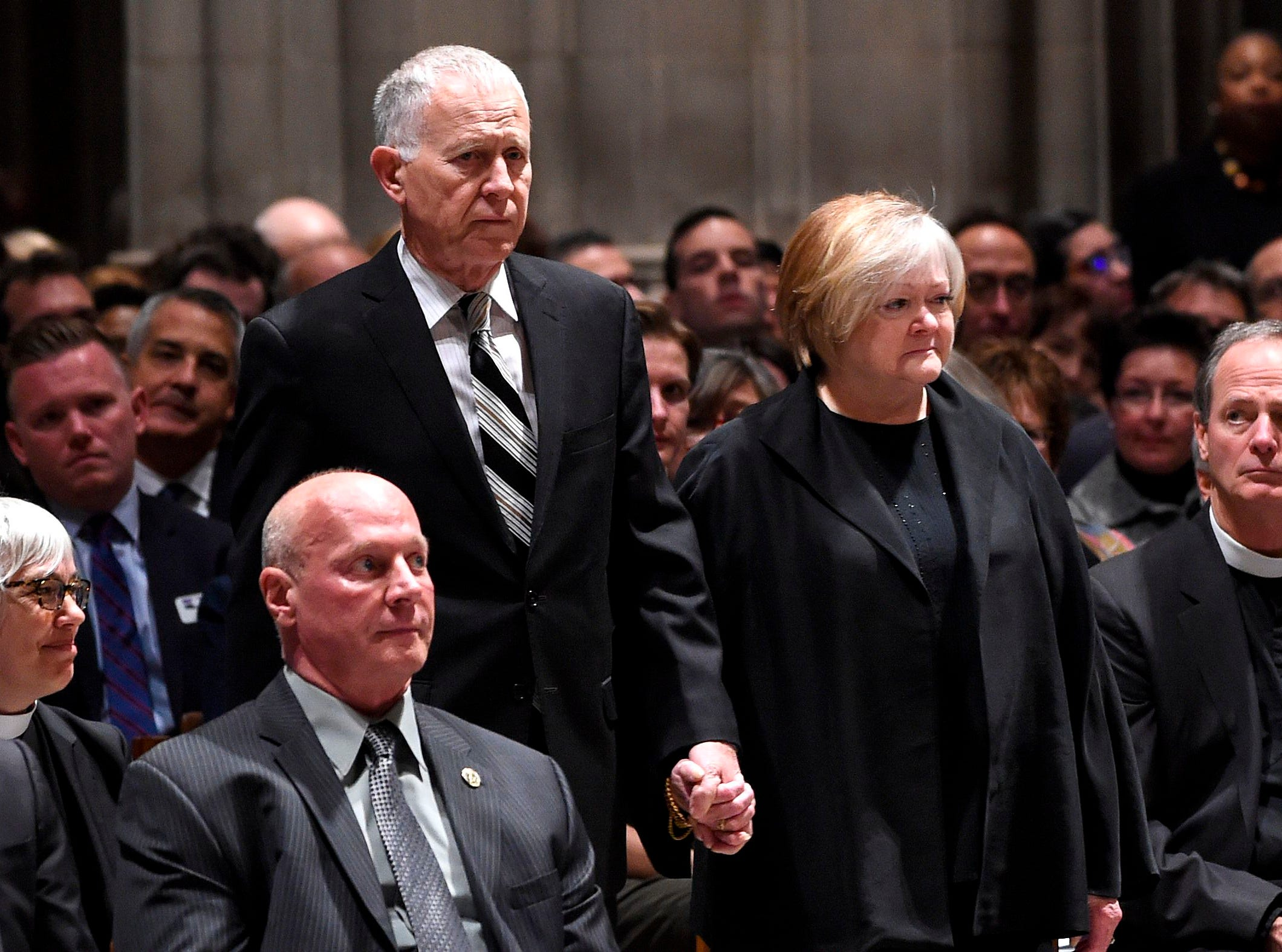 'Welcome home': Matthew Shepard interred at Washington National Cathedral