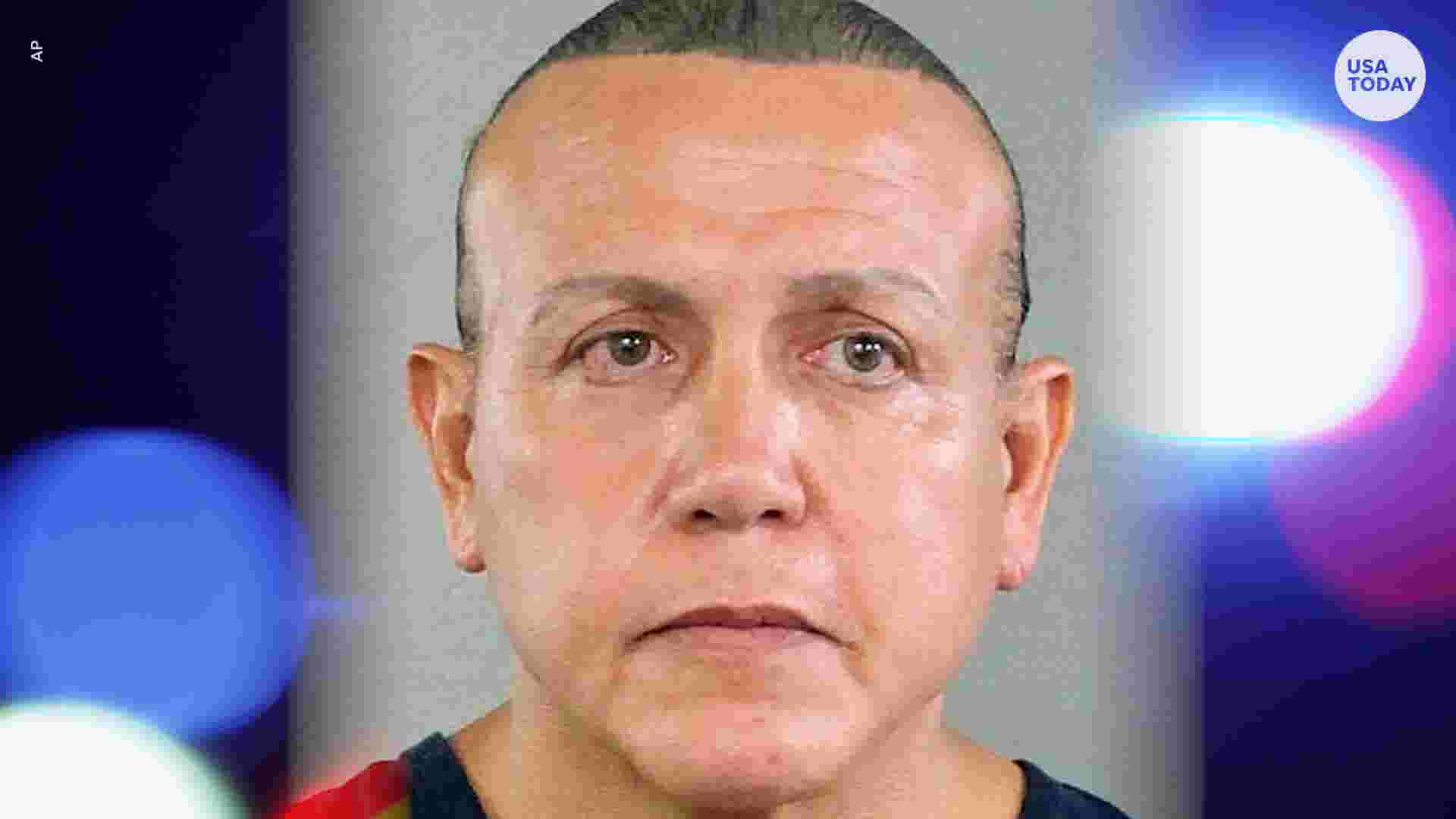 Cesar Sayoc: What we know about the mail bomb suspect