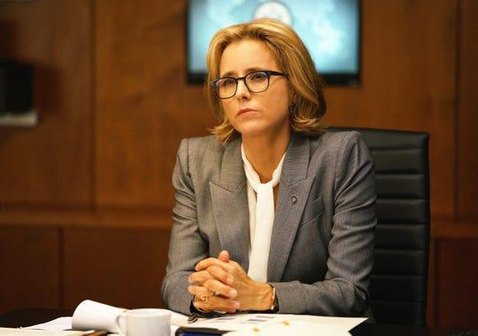 """""""Madam Secretary"""" (CBS, 2014-present): Tea Leoni is Elizabeth Adams McCord, the U.S. Secretary of State who  advises the president on international issues."""