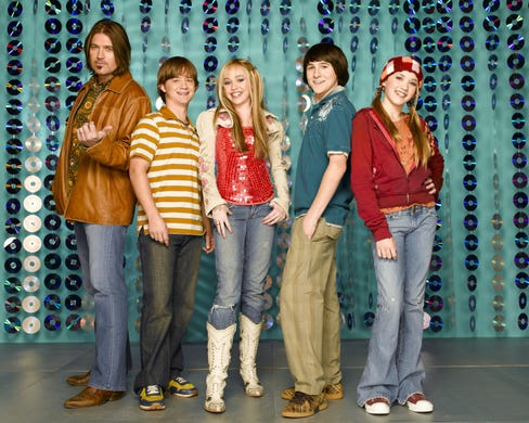 """From 2006 to 2011, regular teen Miley Stewart got the """"best of both worlds"""" when she secretly doubled as famous pop star Hannah Montana."""