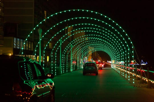 Holiday Lights Merry Mile's more than 50 nautical light displays are sure to get you in the holiday spirit.