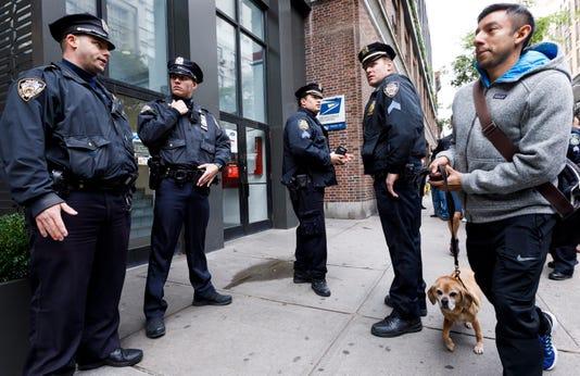Epa Usa New York Suspicious Package At Postal Facility Clj Crime Usa Ny