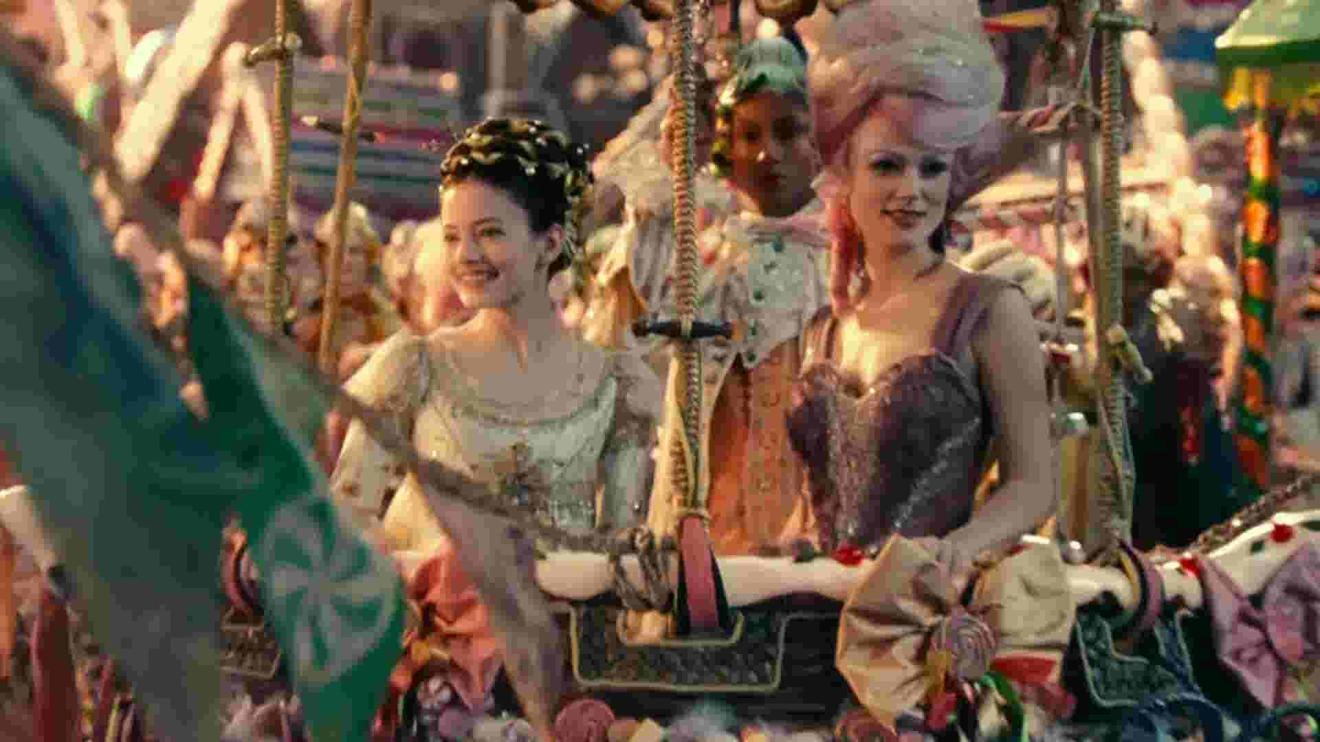 Disney's 'The Nutcracker and the Four Realms' reimagines classic tale