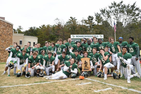 "Christ School hosted Asheville School in the 92nd meeting of ""The Game"" their annual rivalry on Oct. 27, 2018. The Greenies defeated the Blues 48-0."