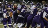 North Kitsap's football team beat Olympic 60-19 in the Kitsap Sun Game of the Week on Oct. 26, 2018.