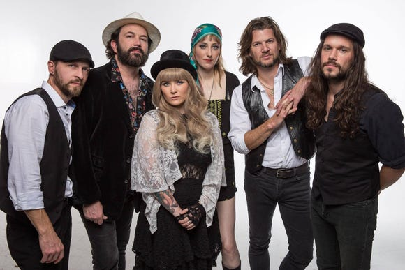 Fleetwood Mac tribute band Rumours play Nov. 8 at the Suquamish Clearwater Casino Resort.