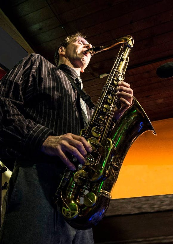 Mark Lewis is joined by pianist Brian Shibayama and bassist Trent Leurquin for free, all-ages jazz Nov. 3 at Westside Pizza in Kingston.