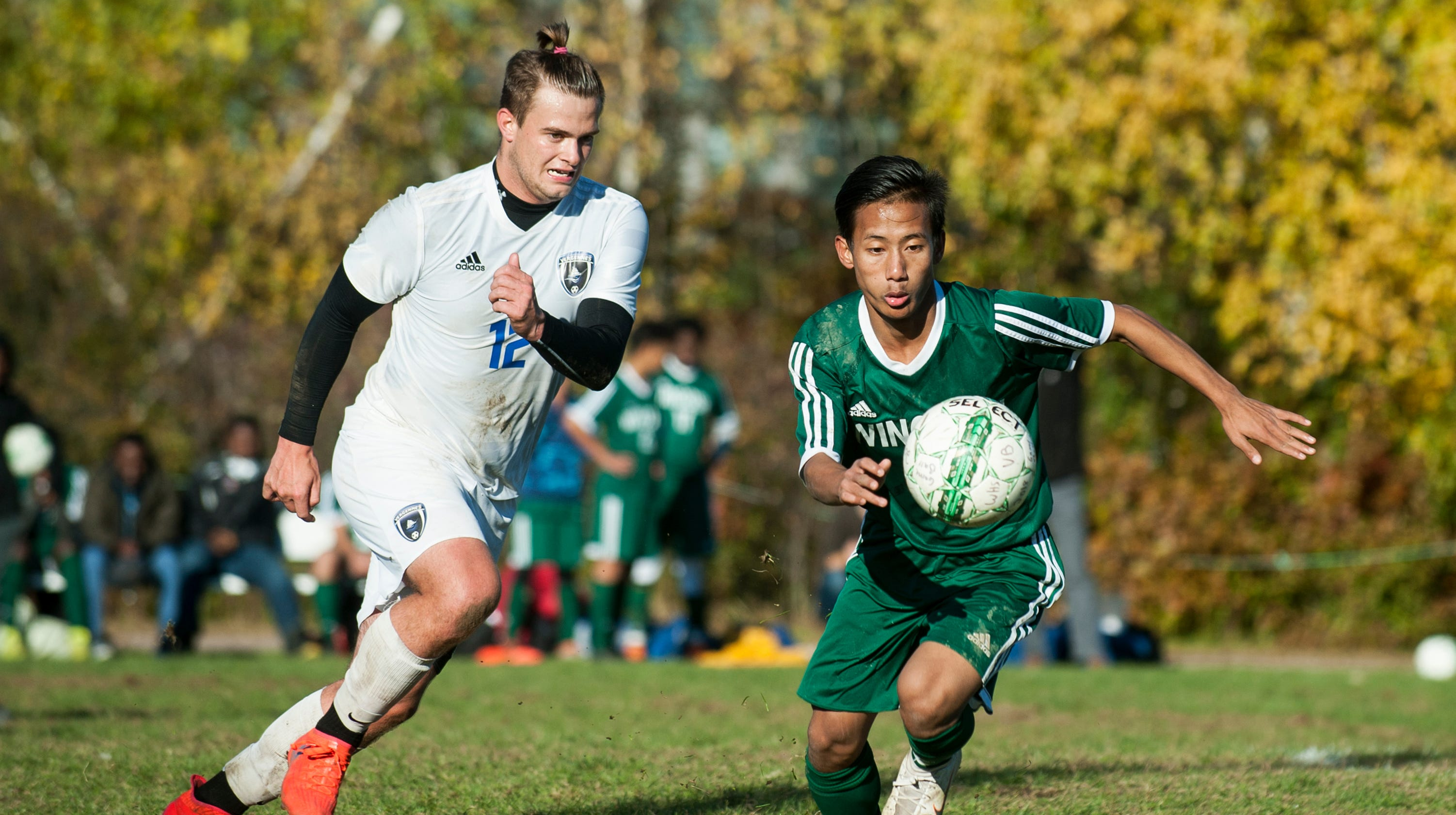 90defa70956a Vermont high school playoffs  Colchester girls soccer routs MAU