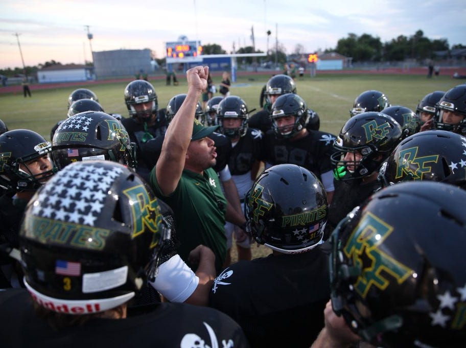 HAYWARD: Rockport-Fulton ready for deep playoff run after first district title since 2000