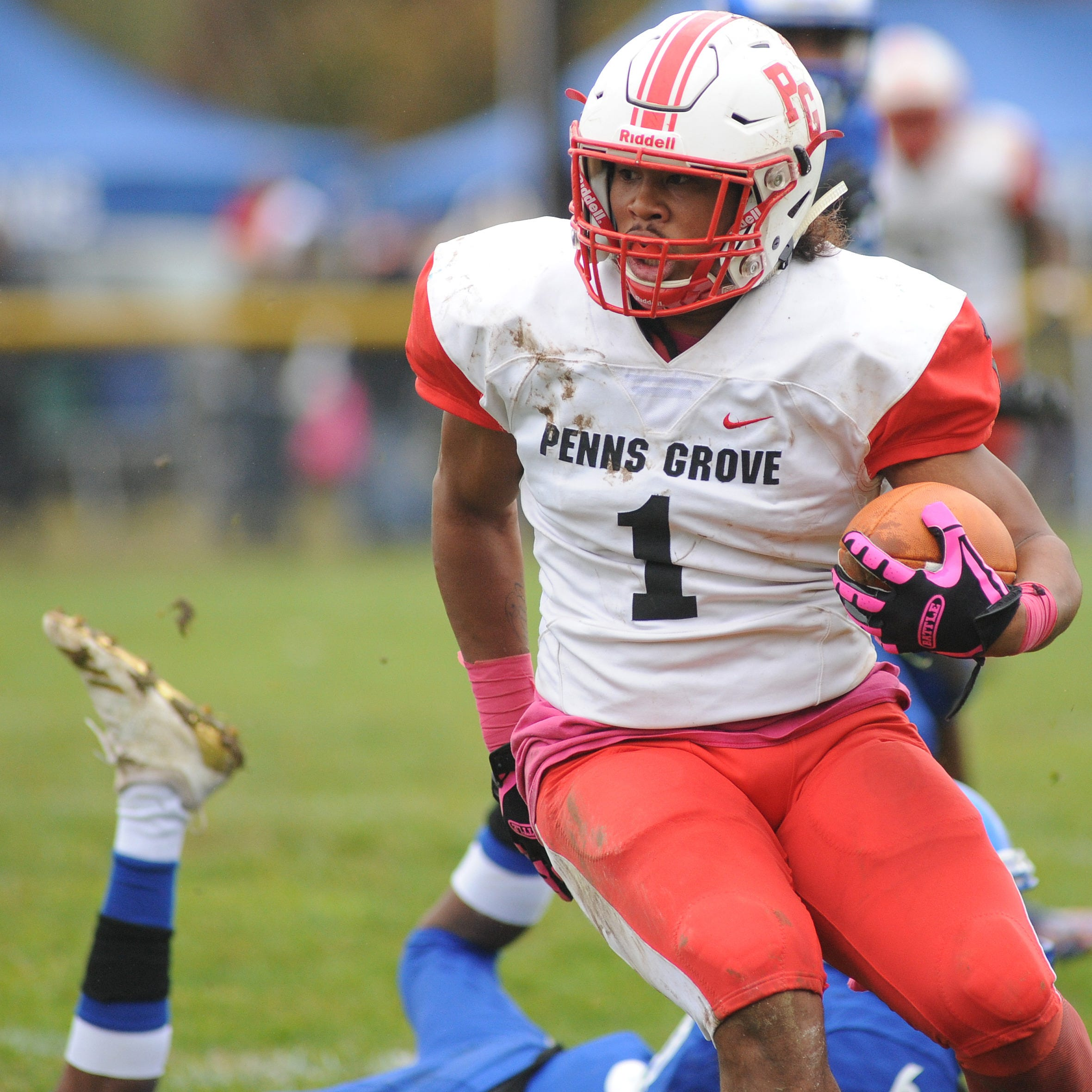 South Jersey football: Penns Grove downs Buena to reach sectional final