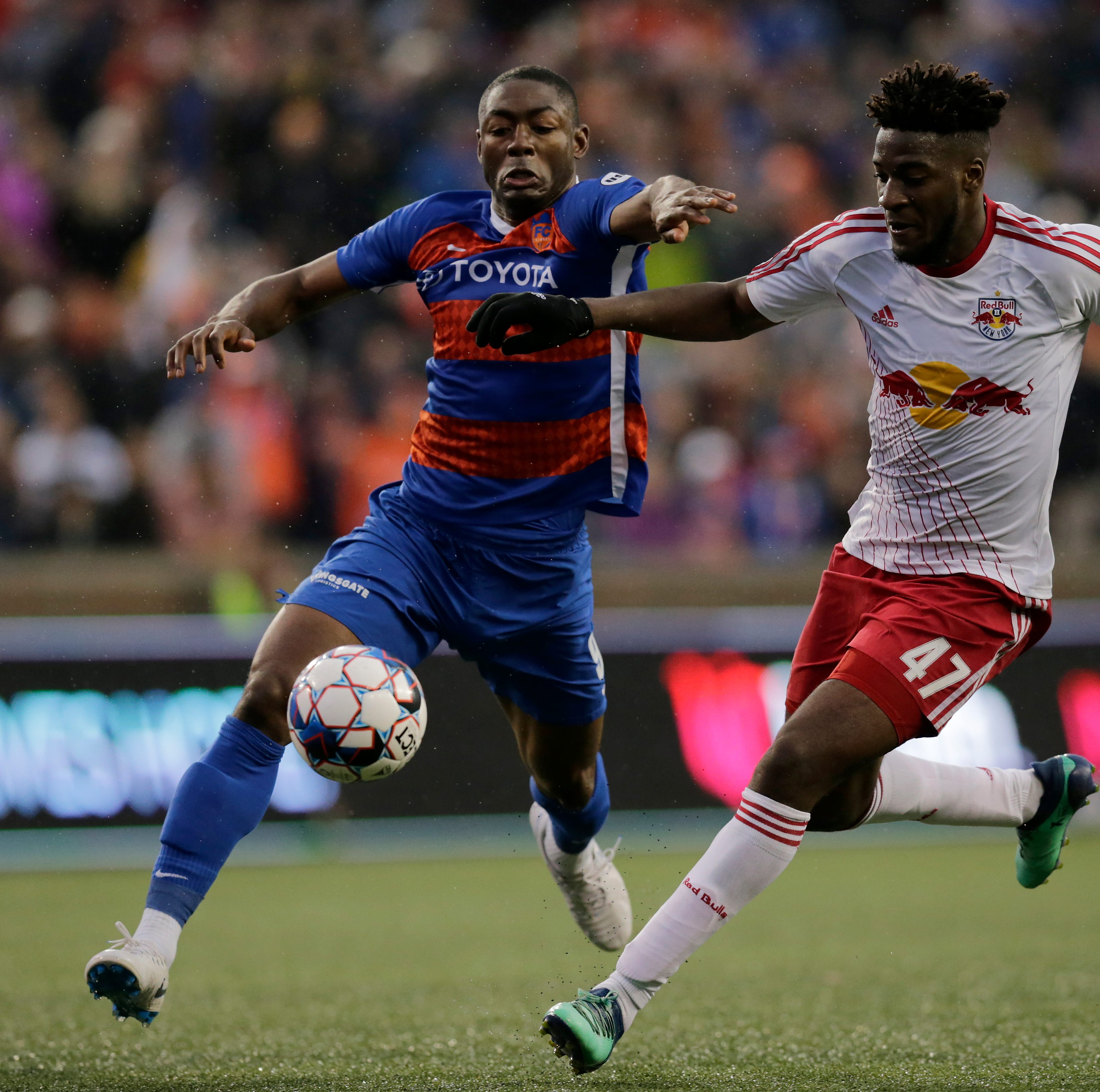 FC Cincinnati acquired four players, int'l roster spot at MLS expansion draft. The club also made a big trade.