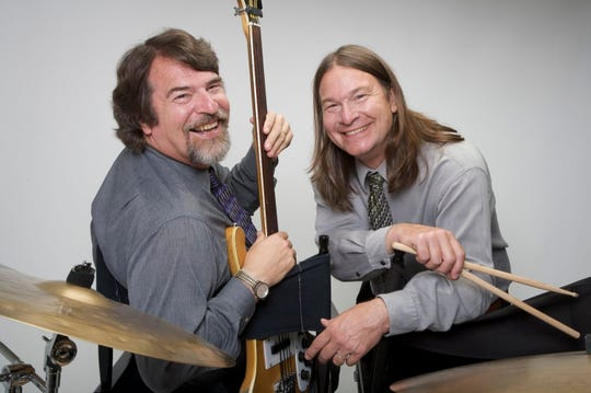 """Chris and Dan Brubeck pay tribute  to their father on  2018 album """"TimeLine."""""""
