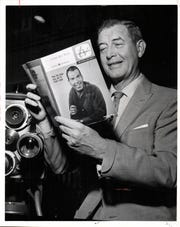 Bill Kennedy hosted shows featuring old movies on Detroit television from the mid-1950s through the early 1980s.