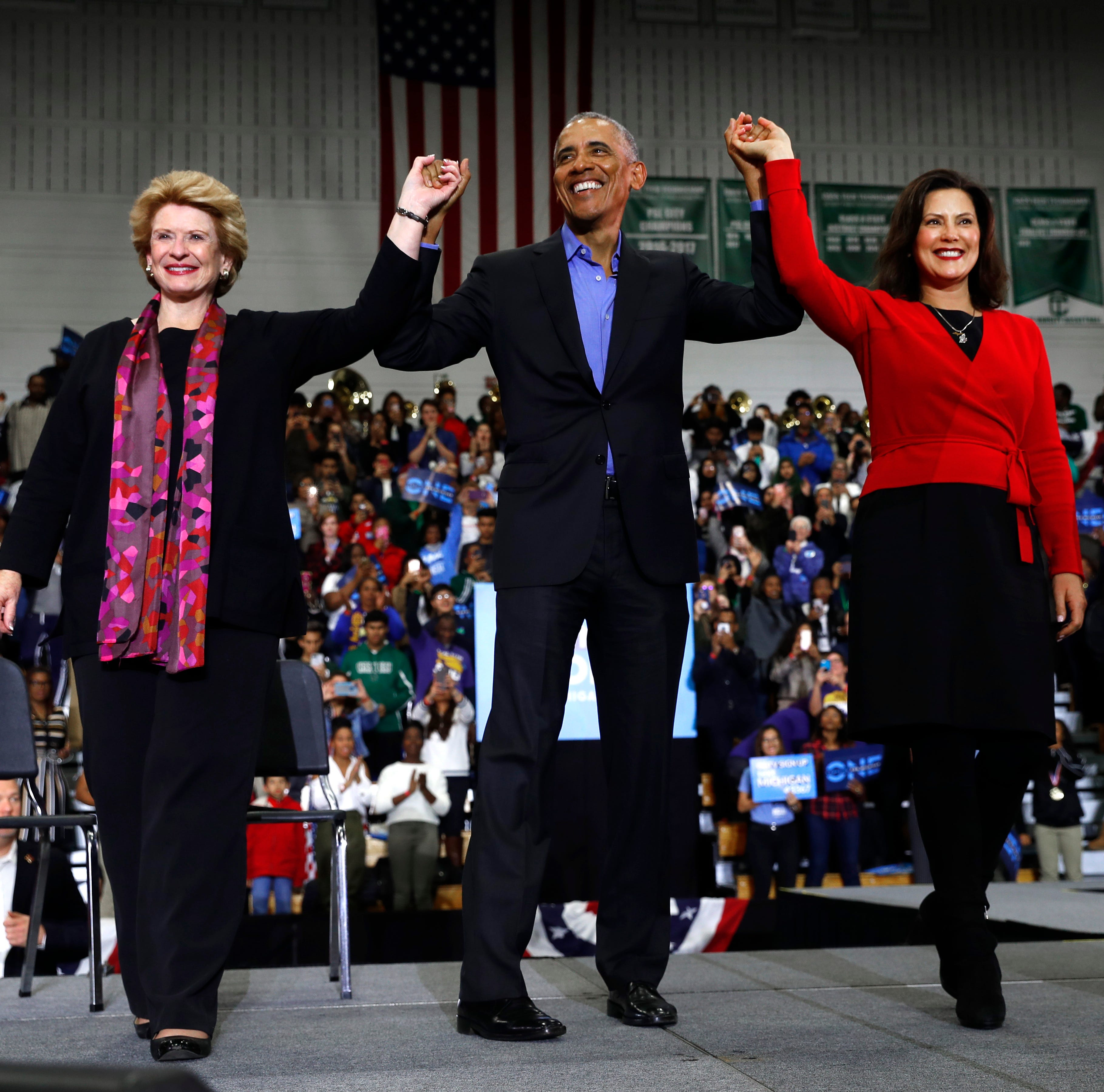 Michigan Democrats hope to build on Obama visit with new ads