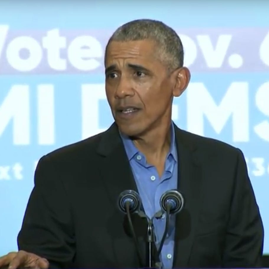 Obama in Detroit: Vote because 'character of our country is on ballot'