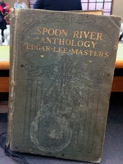 """Spoon River Anthology"" by Edgar Lee Masters."