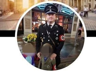 Dad defends dressing son as Hitler for Halloween, then apologizes for poor decision