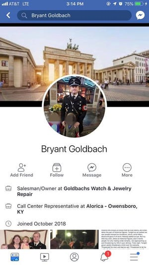 Bryant Goldbach Facebook page
