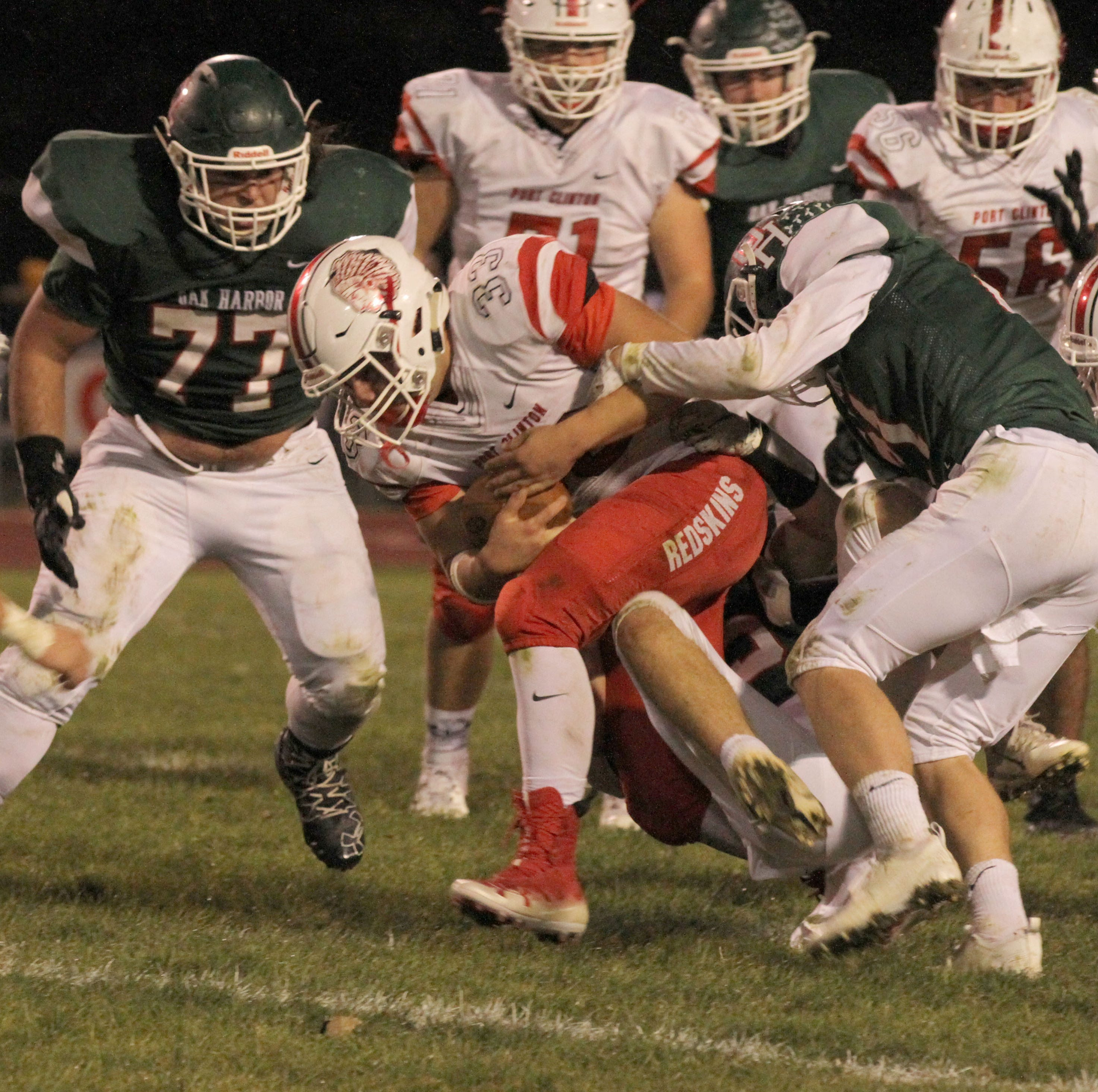 Roob's 'athlete of week' status is permanent in Oak Harbor