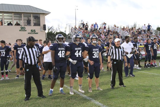 Highlights from the Friday, Oct. 26, 2018 high school football game between St. John Neumann and Oasis.