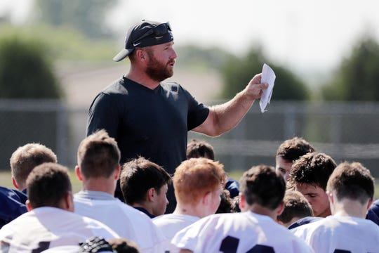 Bay Port football coach Gary Westerman  will coach against Kimberly on Friday. He spent six seasons as an assistant with the Papermakers.