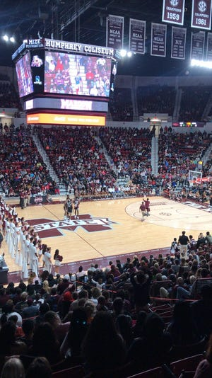 Mississippi State tipped off its 2018-19 basketball season with Maroon Madness on Friday, Oct. 26.
