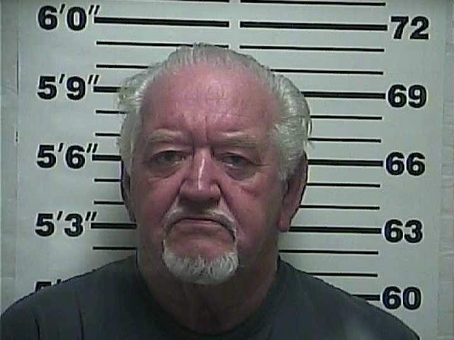 James Bingham was one of three people arrested after a search warrant was executed Tuesday on a Martin, Tenn. residence.