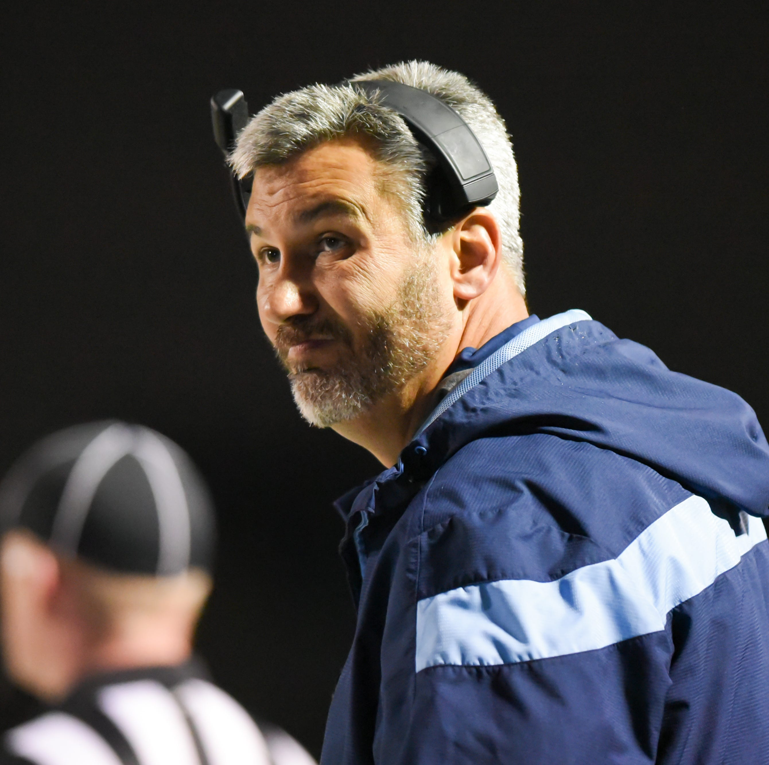 Wes Jones resigns as Hardin Valley football coach