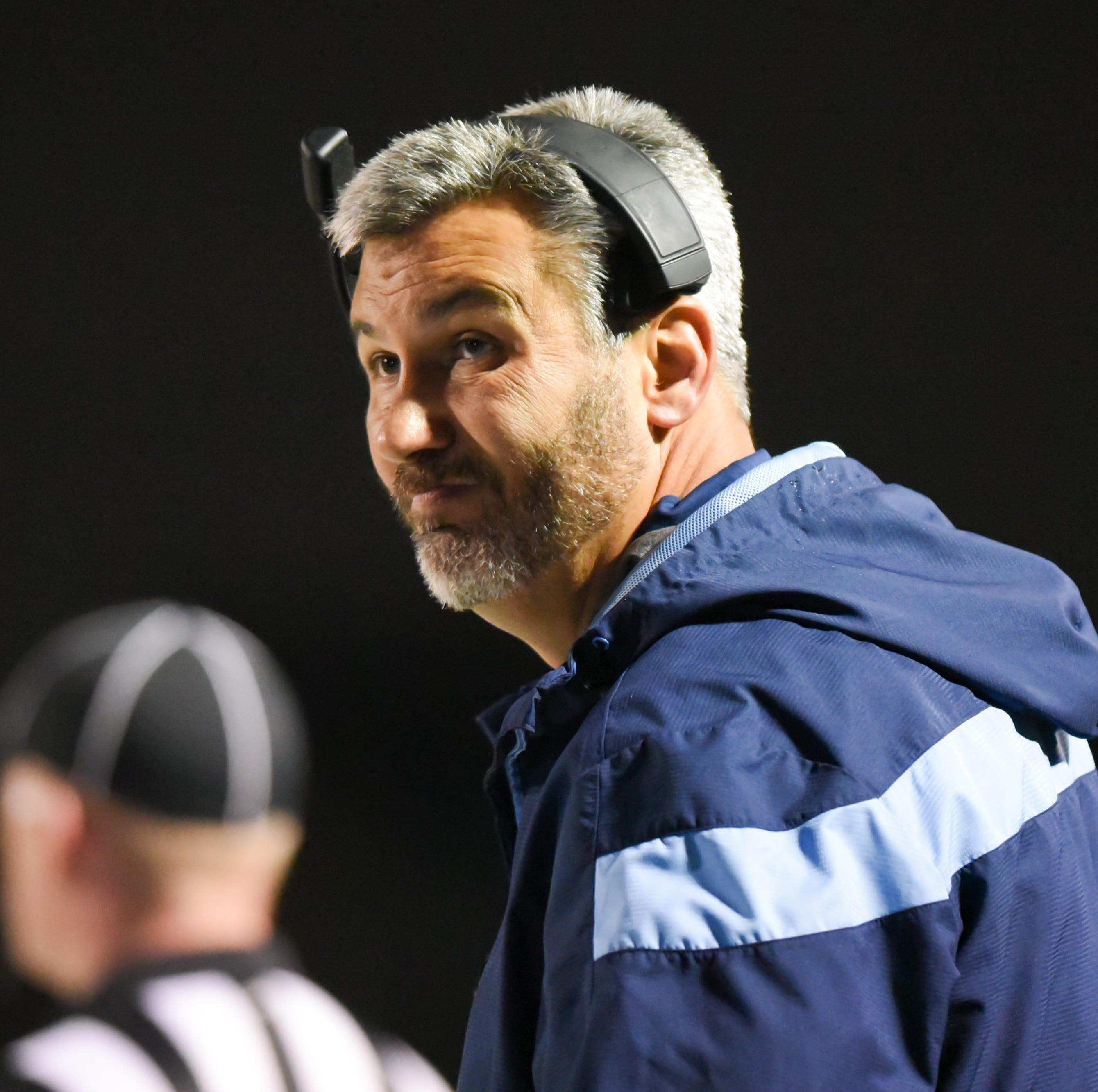 Wes Jones resigns as Hardin Valley football coach
