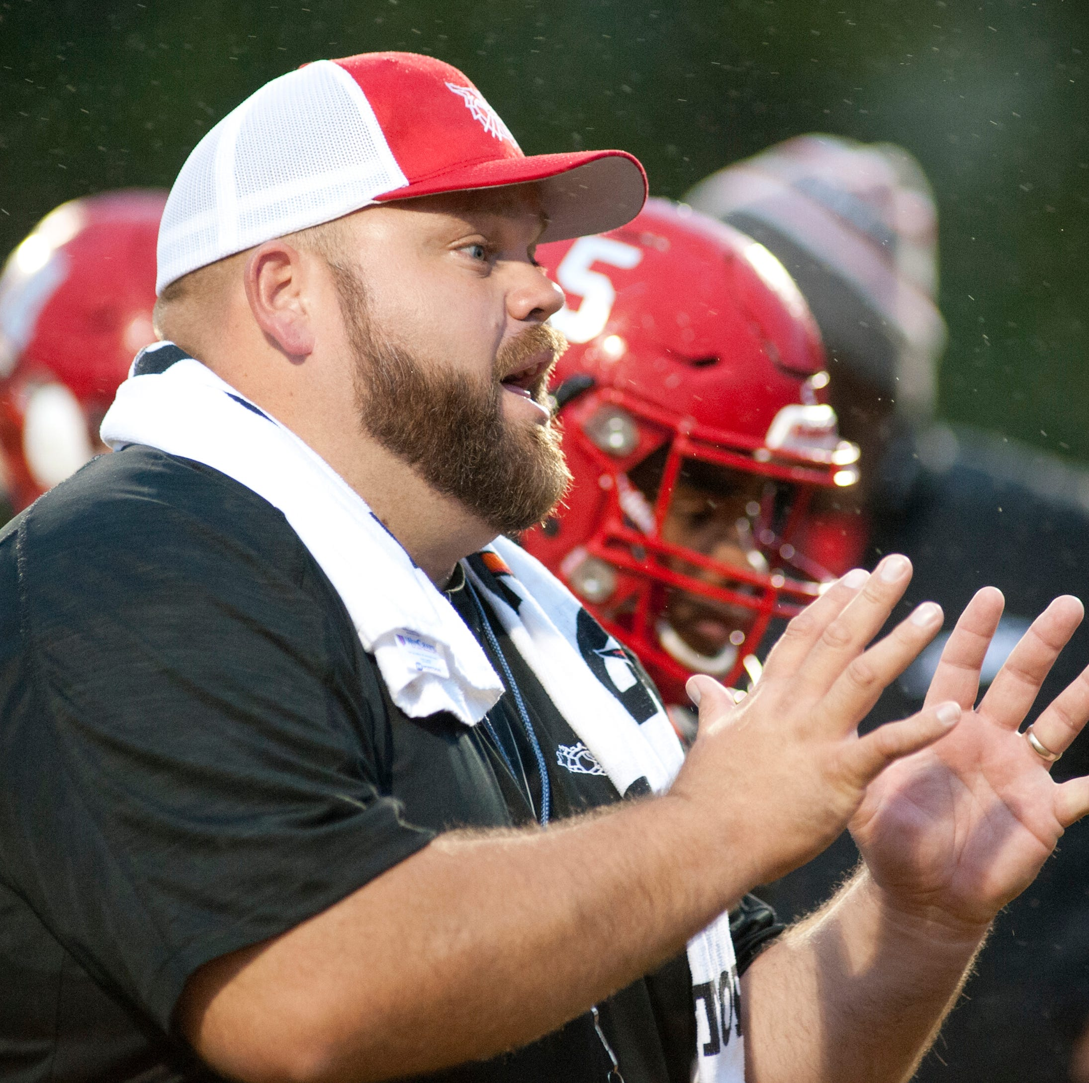 Waggener High School football coach Jordan Johnson reassigned
