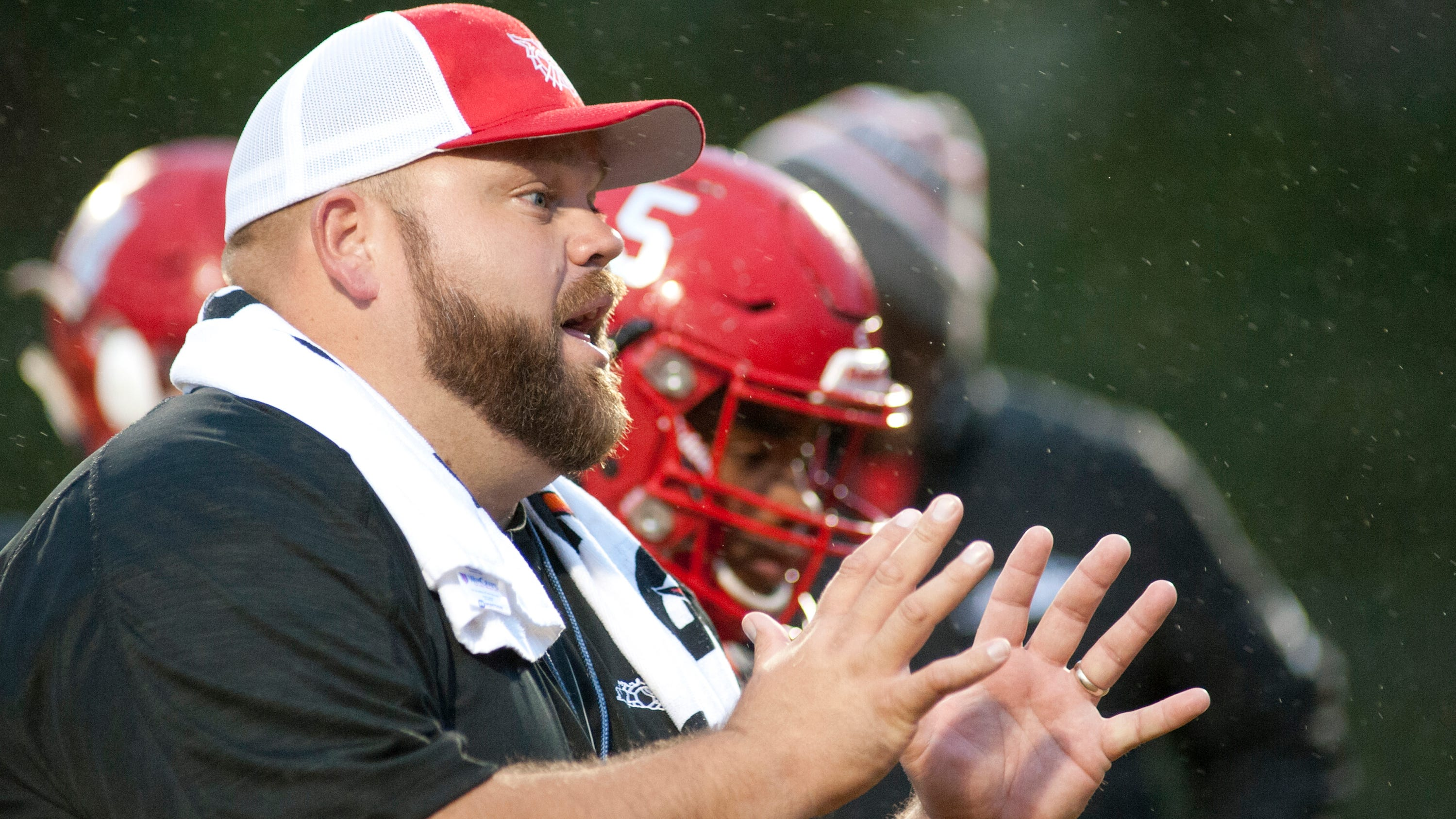 Kentucky High School Football Coach Fired After Exchanging Sexual