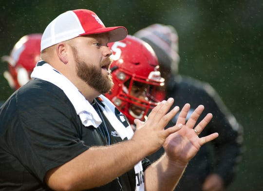 Kentucky high school football coach fired after exchanging sexual texts with student