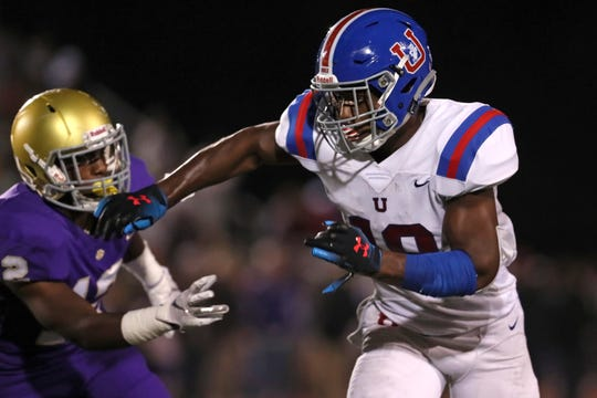 MUS's Maurice Hampton has committed to LSU.