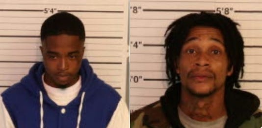 Homicide suspects