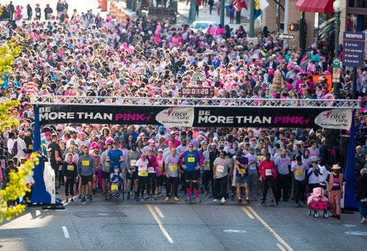2018 Komen Memphis Race For The Cure
