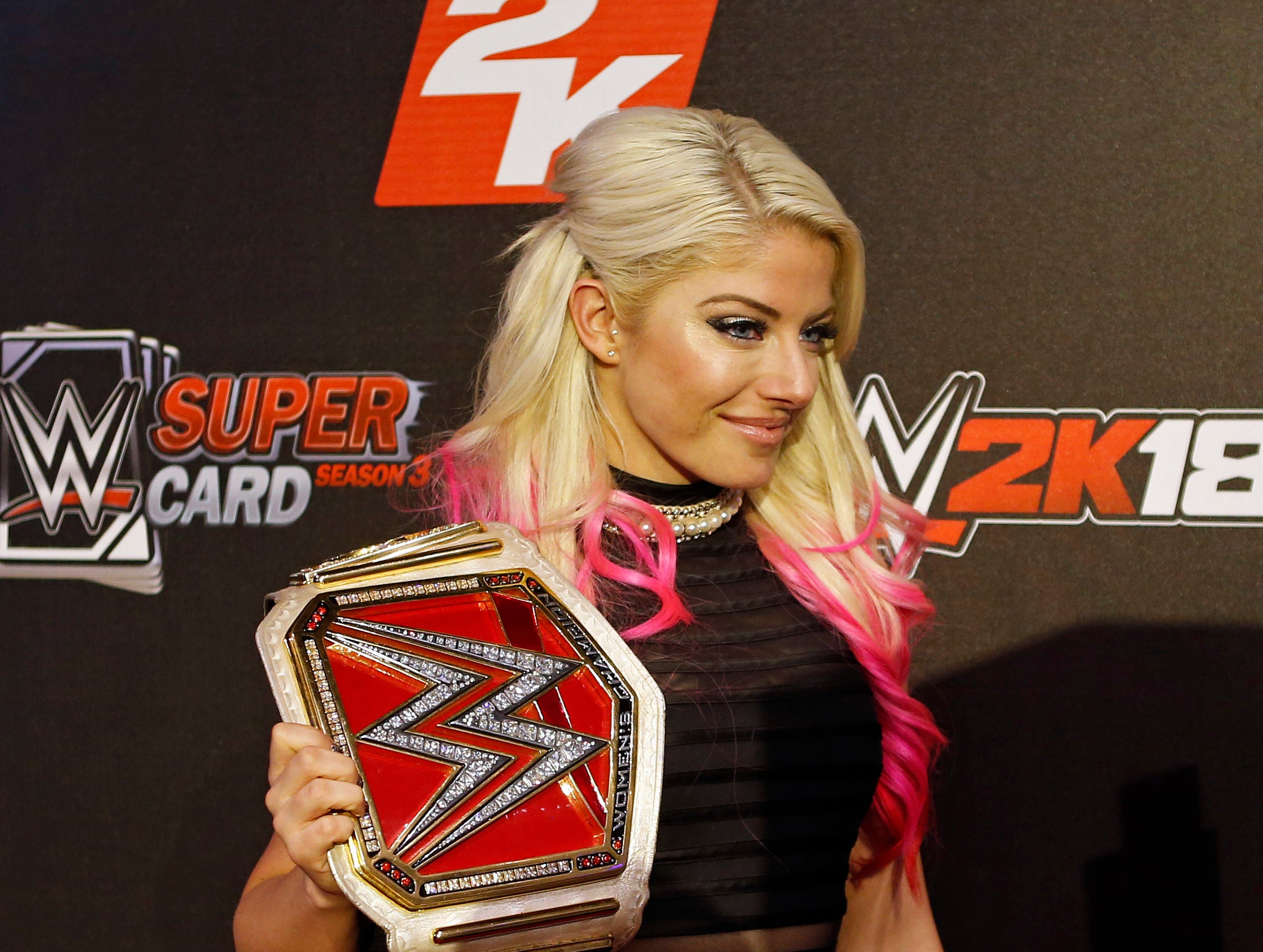 Piledriver: WWE's women's roster takes center stage at 'Evolution'