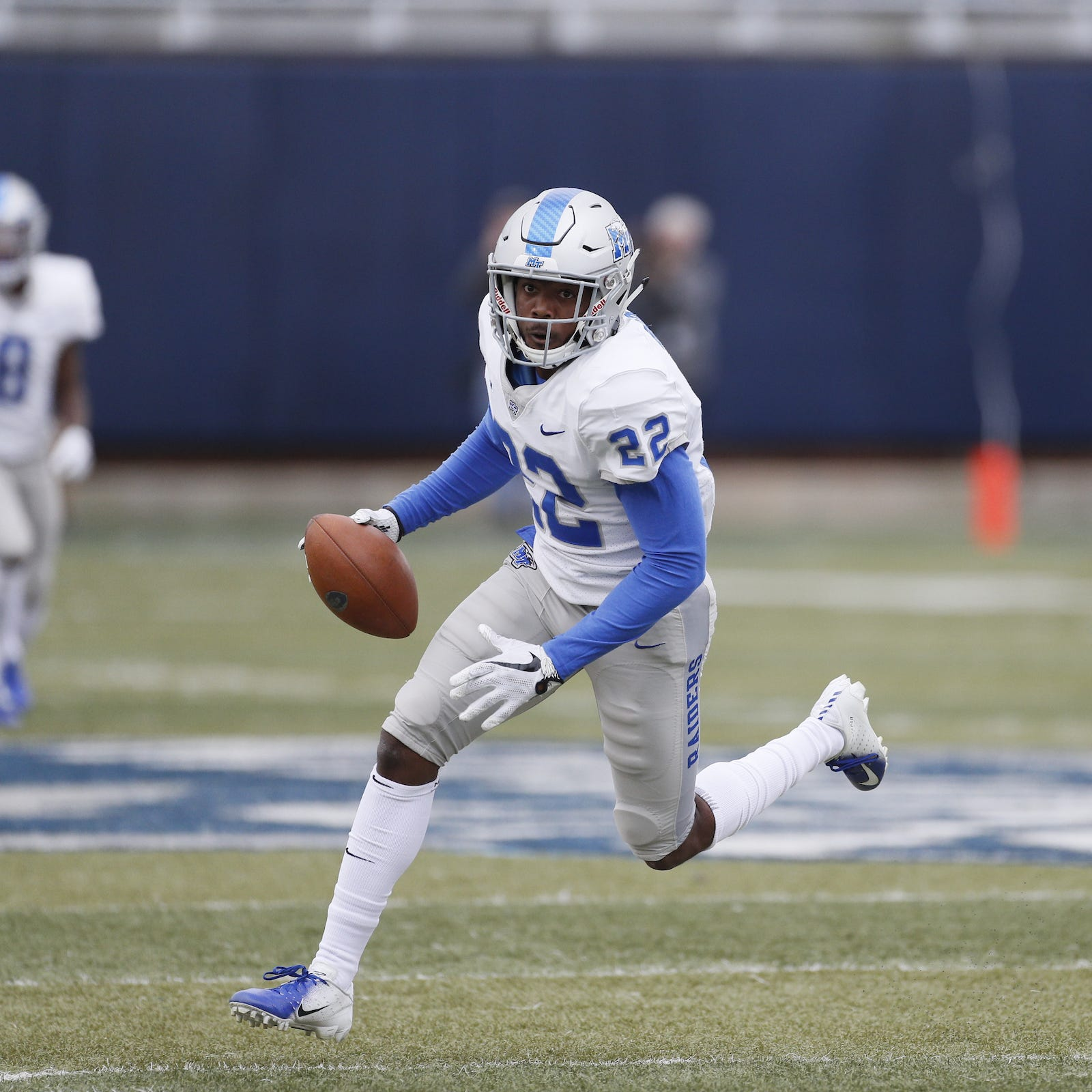 New Orleans Bowl caps return from paralysis scare for MTSU's Cordell Hudson
