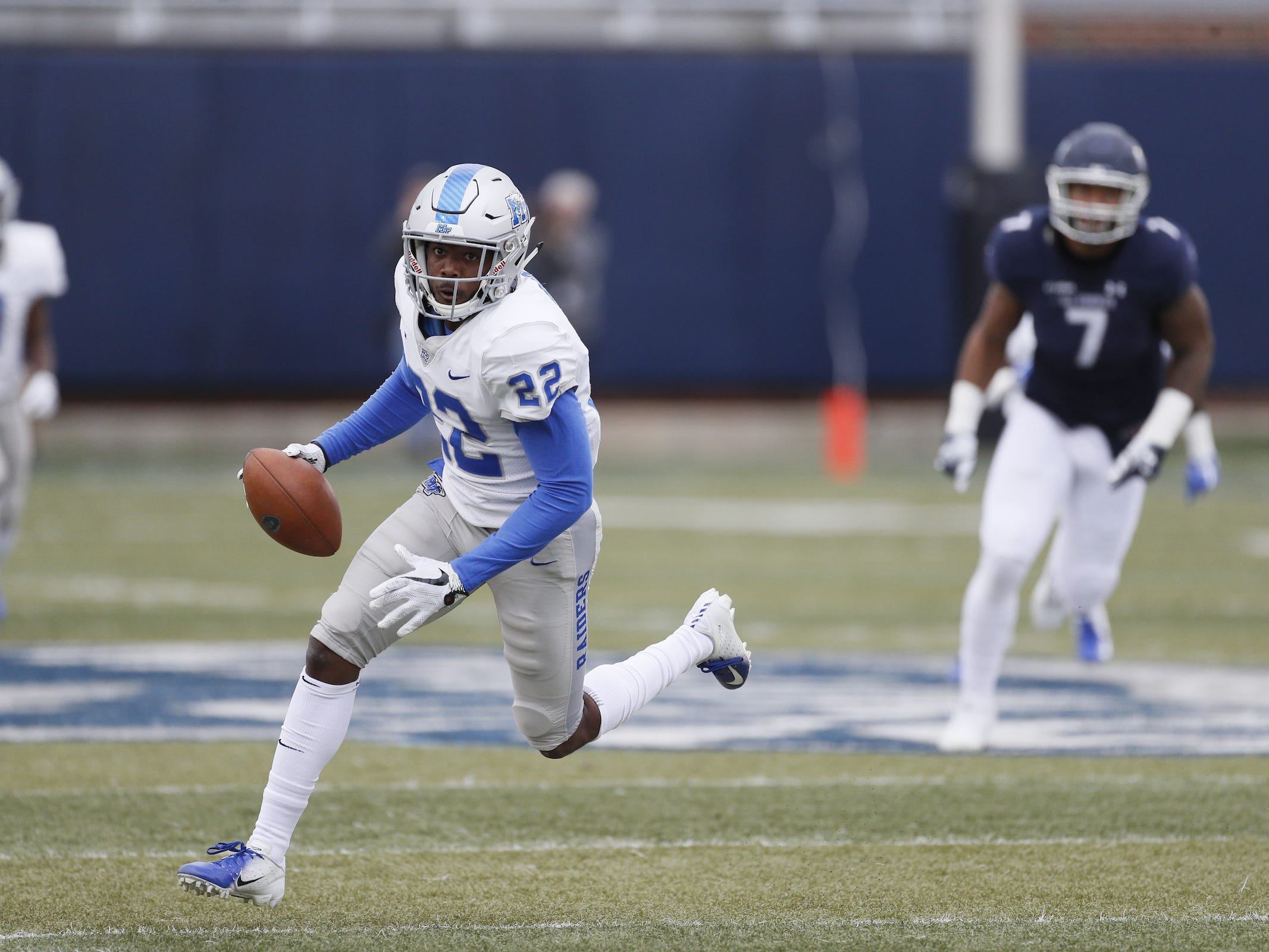 MTSU's Cordell Hudson to be released from Vanderbilt Hospital after leaving game on stretcher