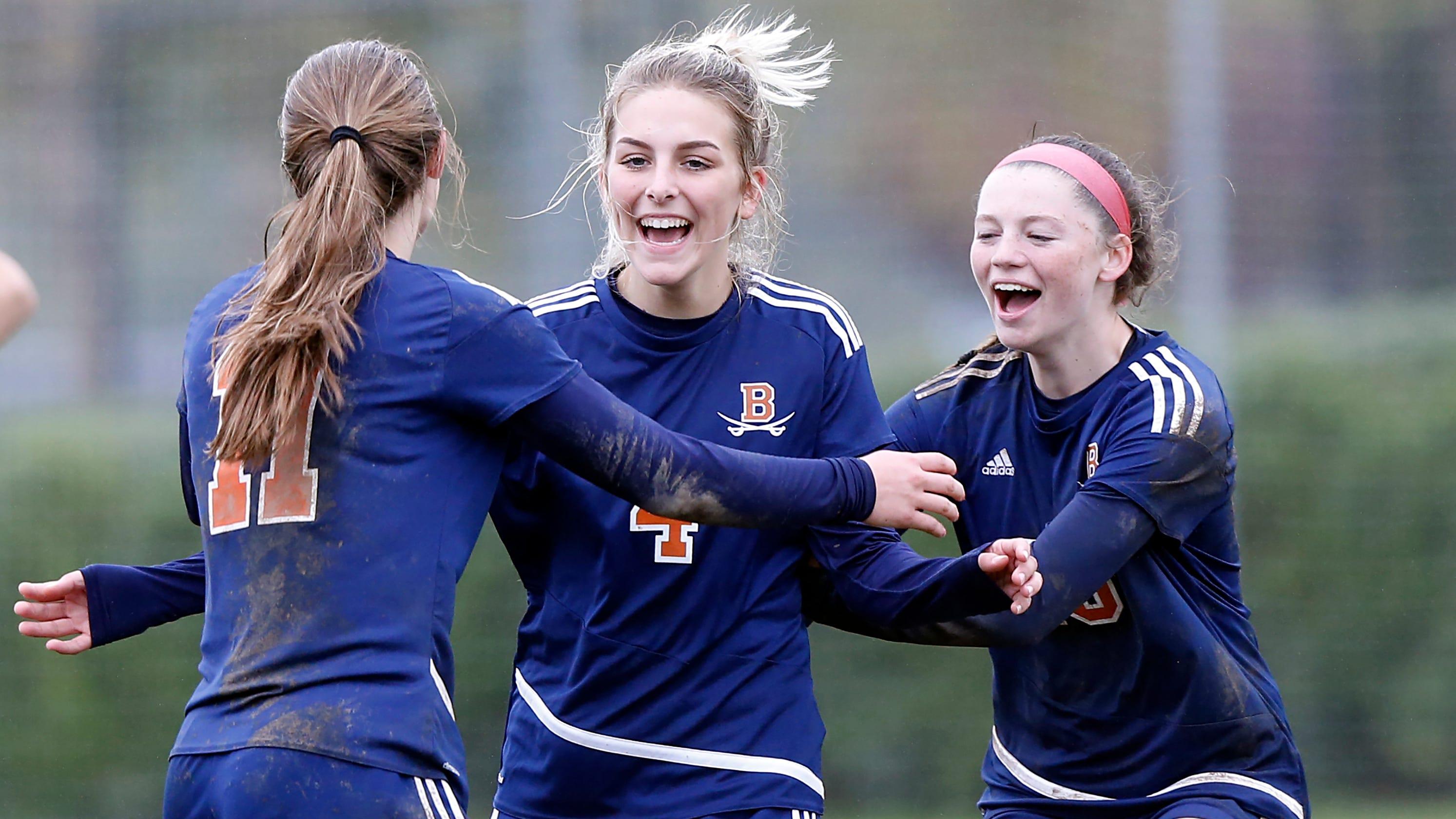 8dd58e3510a8 Beech girls win Class AA soccer title
