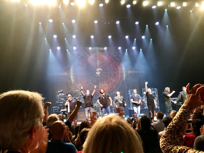 Toto at Barbara B. Mann Performing Arts Hall in Fort Myers