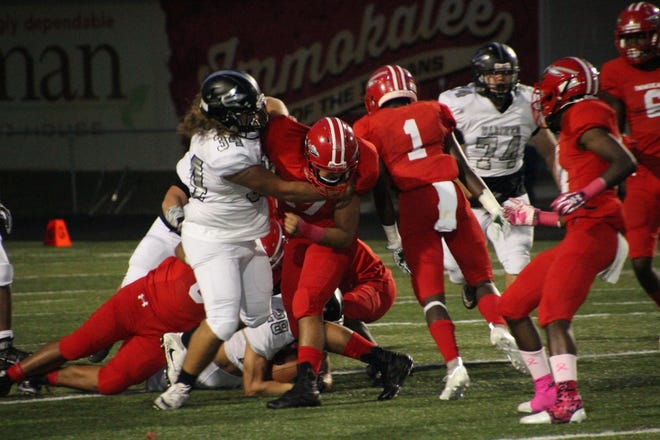 Immokalee beat Mariner on Friday, winning its fifth straight game to finish the regular season 5-5. But did the Indians climb up the PrepZone Power Poll rankings?