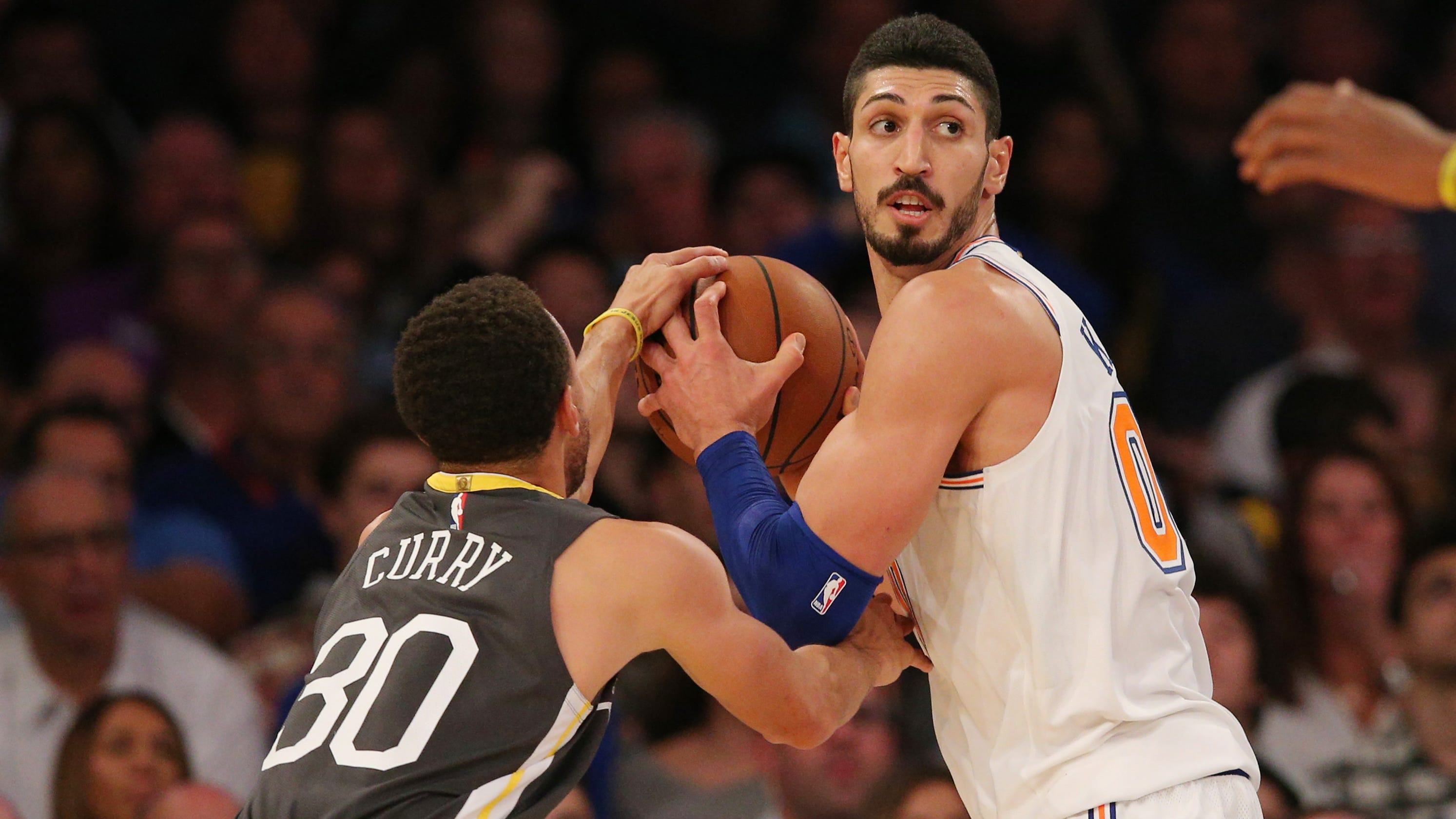 f541f3f5b0b New York Knicks  Enes Kanter adjusting to new role
